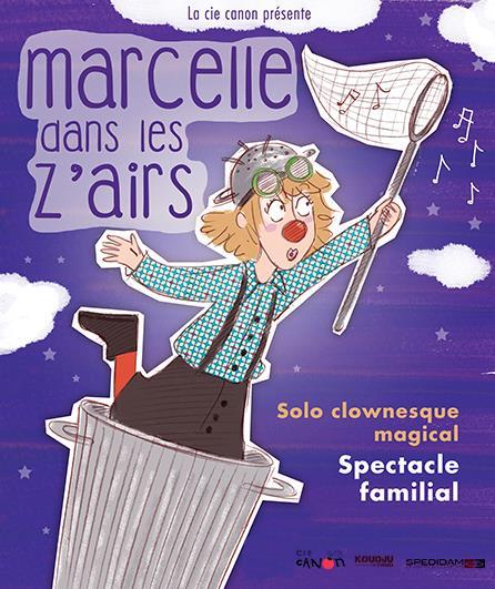 Marcelle dans z'airs