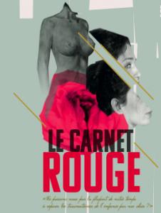 """Lecture """"Le Carnet Rouge"""" Samedi 24 à 18h00"""