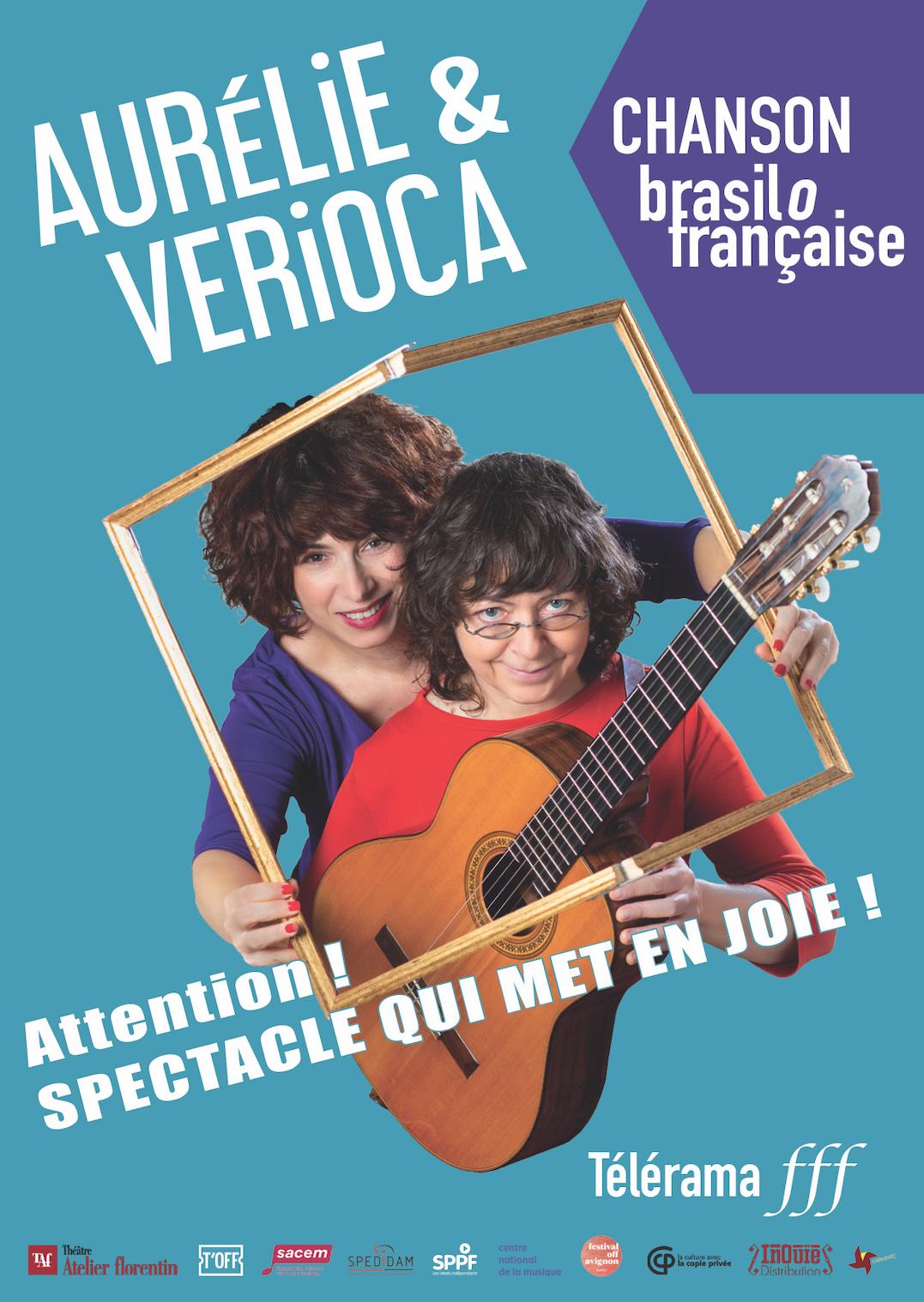Aurélie & Verioca